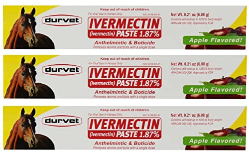 Ivermectin Paste Dewormer