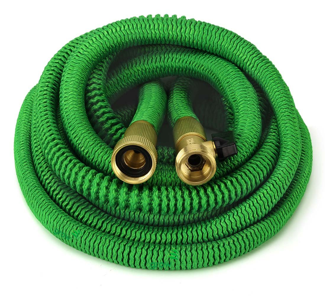 Amazoncom ALL NEW 2017 Expandable Garden Hose 100 Feet with 8
