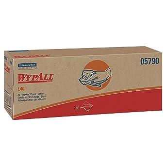 WypAll L40 y de limpieza desechables Toallas de secado de (05790), uso limitado