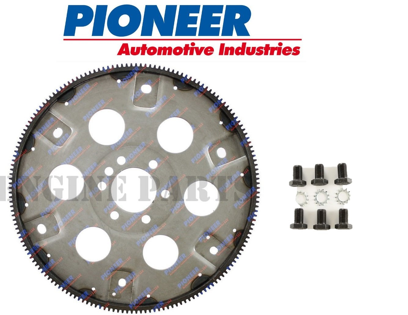 NEW Automatic Transmission 168T Flexplate+ HP BOLTS Chevy 350 327 307 305 68-85 (Flexplate & Bolts) by Falcon Performance