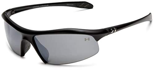 Amazon.com: Under Armour zona 2.0 Gafas De Sol Unisex, negro ...
