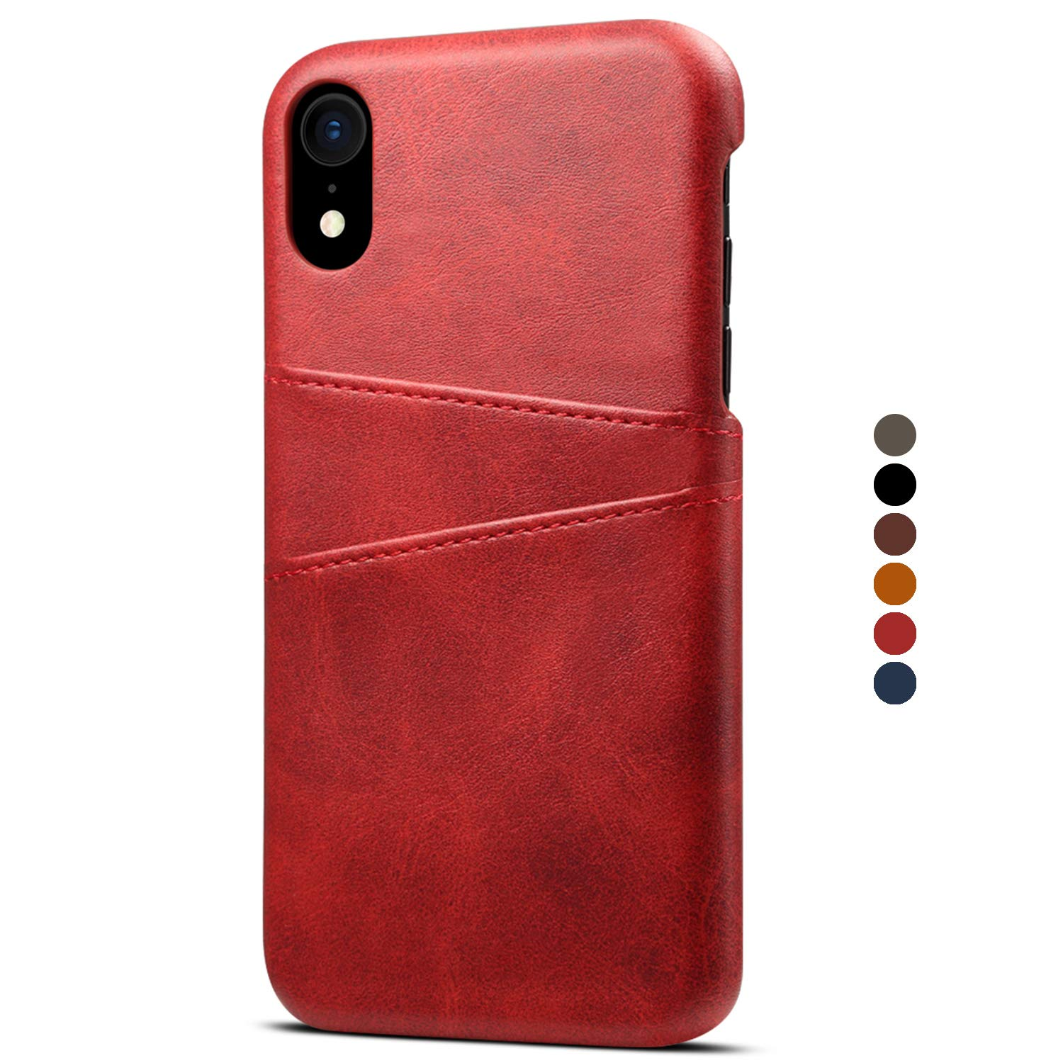 Samsung S8/S8 Plus Galaxy Wallet Phone Case Slim Leather Back Cover Samsung Phonecase