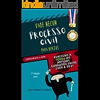 Vade Mecum para Ninjas: Direito Processual Civil - 1ª Ed. 2021: Concurso e OAB - Legislação correlata, Indicação dos…