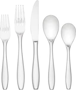 Food & Wine For Gorham Sylvie 20-Piece Flatware Set