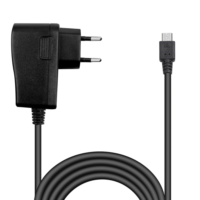 iTrunk Raspberry Pi 3 Modelo B Cargador Fuente de Alimentación 5V 2.5A con Extra Largo 2M Micro USB
