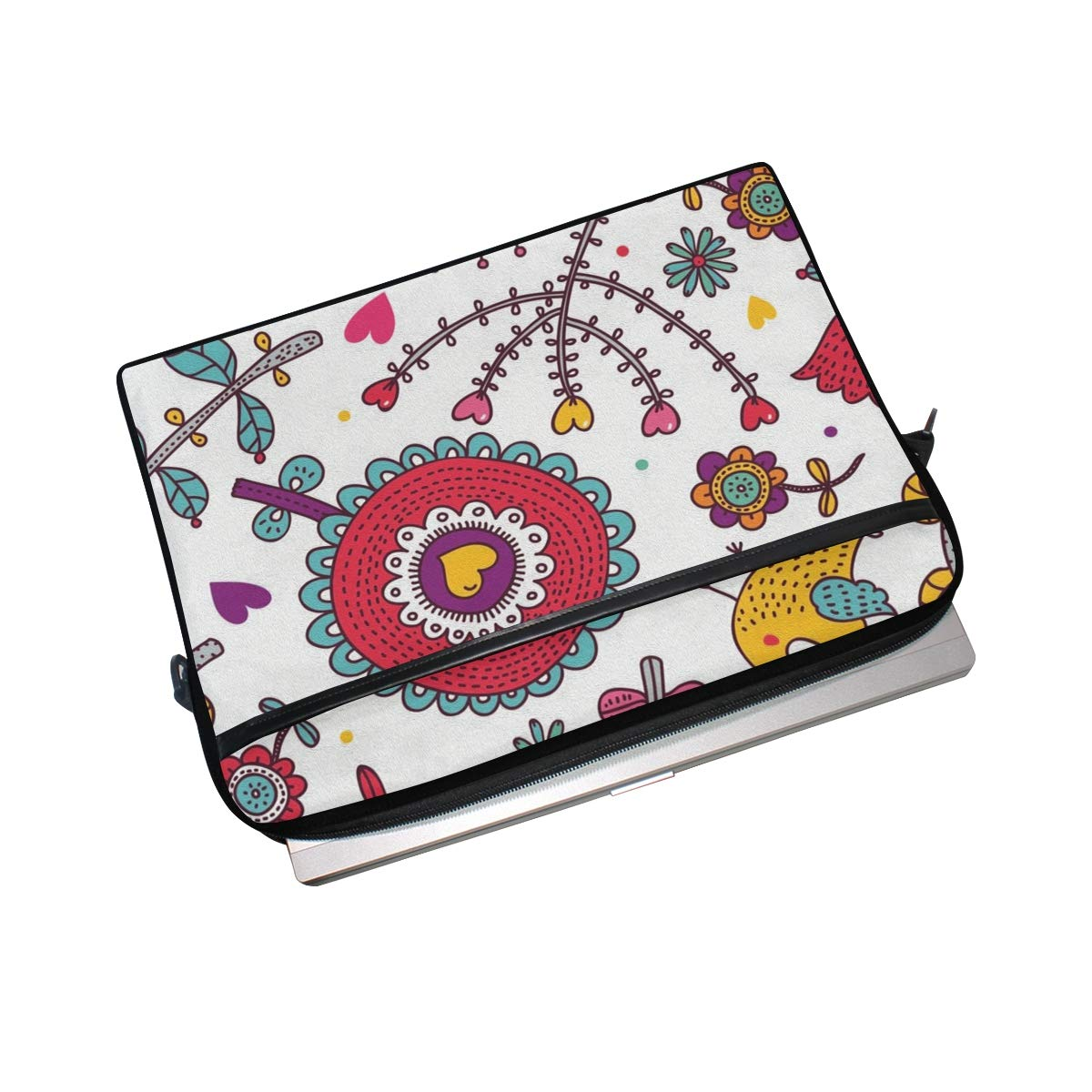 Amazon.com: Laptop Briefcase Cute Picture Laptop Bag for Men ...