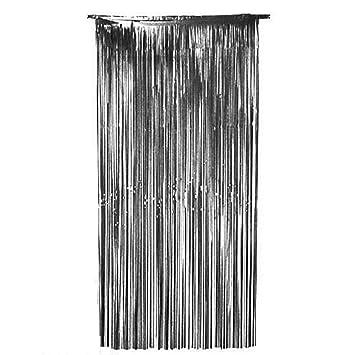 Piebo Rideaux En Aluminium De Guirlande De Frange De Rideau En Porte
