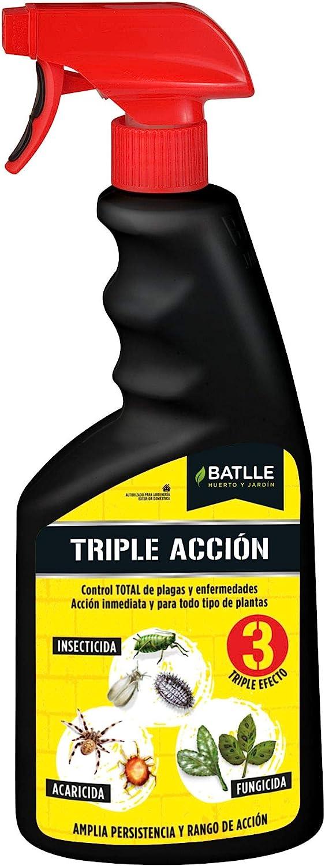 Fitosanitarios - Triple Acción - Batlle
