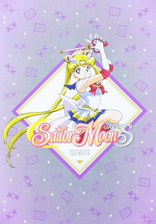 Sailor Moon Super S The Movie Edizione: Stati Uniti Italia DVD: Amazon.es: Cine y Series TV
