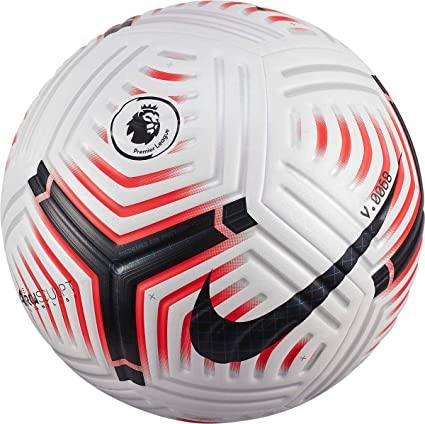 Disparidad Dificil Ridículo  Amazon.com: Nike Premier League Flight - Balón de fútbol oficial: Sports &  Outdoors