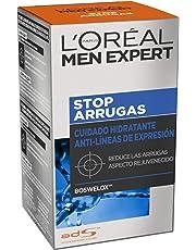 L'Oréal Paris Men Expert Hidratante Anti-Arrugas de Expresión, Stop Arrugas - 50 ml