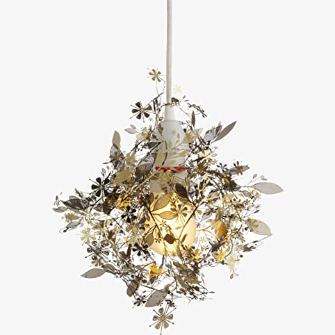 Charming Tord Boontjeu0027s Garland Light Shade Flower Lamp Pendant Chandelier,gold