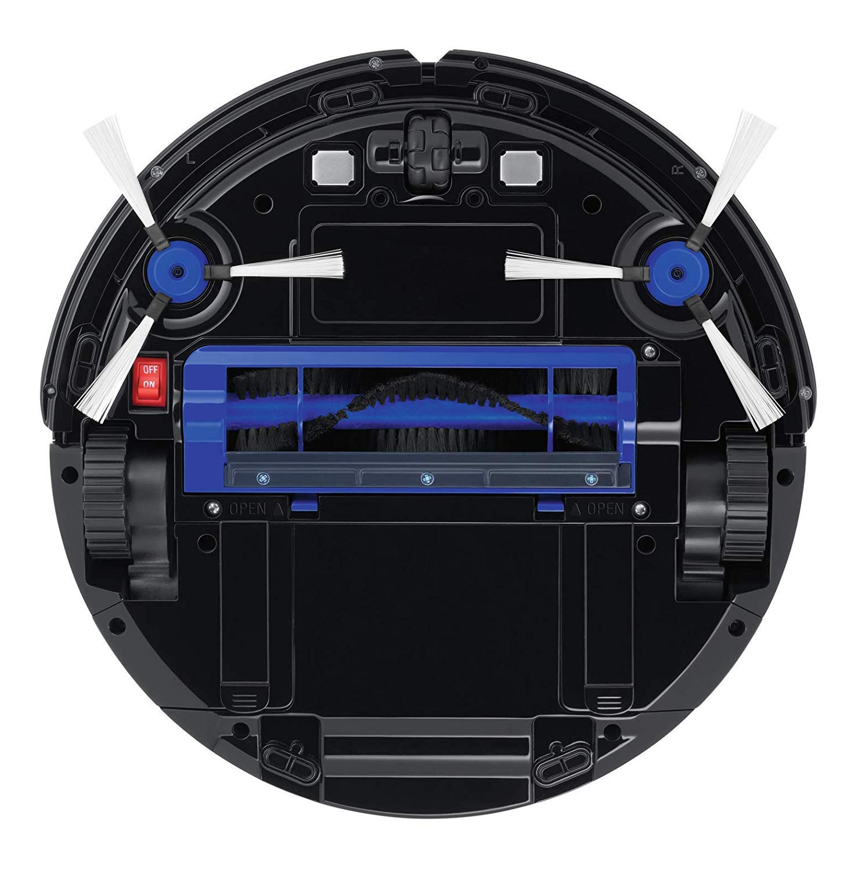 Rowenta RR7145WH Extreme SmartForce robot aspirator pentru covoare Hard Floor negru Certifi/é Reconditionn/é Clasa energiei A +++