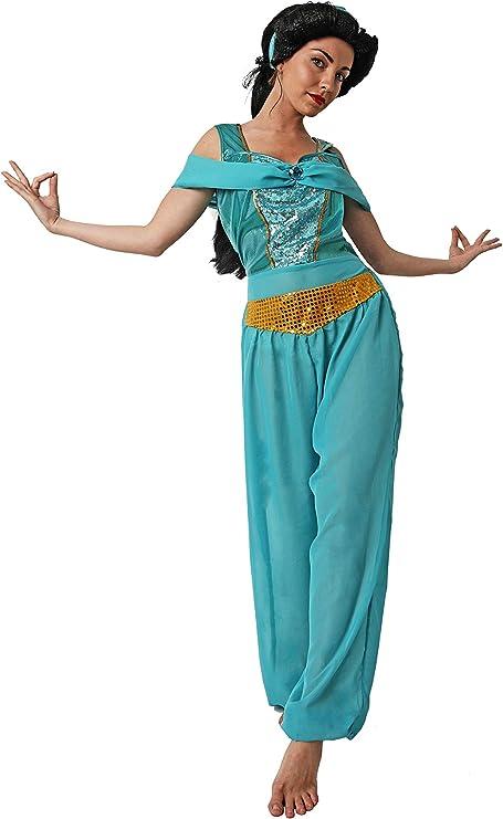 Costumizate! Disfraz de Princesa Arabe Adulto Especial para ...