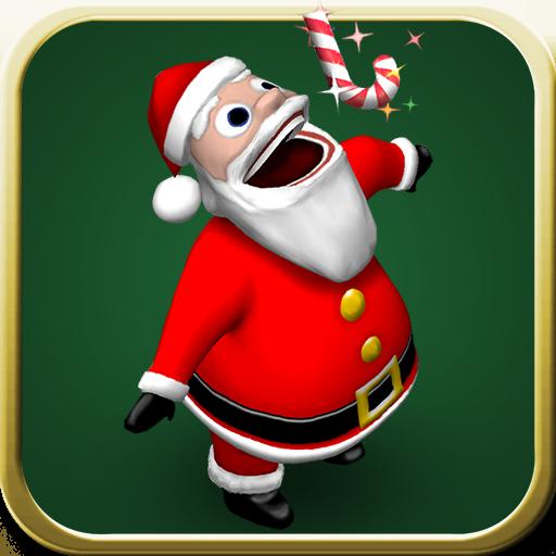 - Hungry Santa