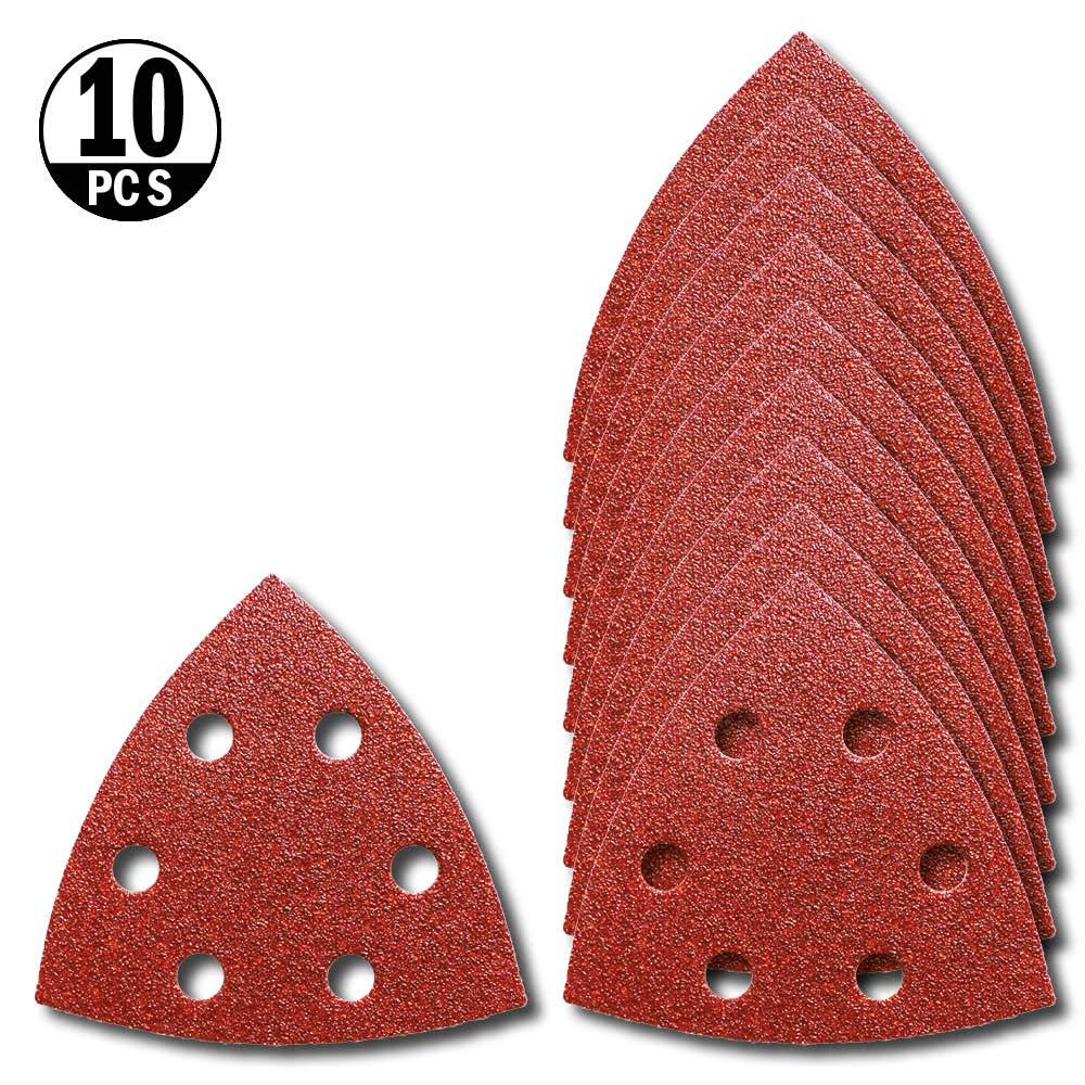 rouge CMT oma30240-x10/perfor/é papier abrasif 93/mm avec Oxyde daluminium pour bois