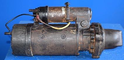 Amazon com: CUMMINS ISX DIESEL DELCO REMY ENGINE STARTER