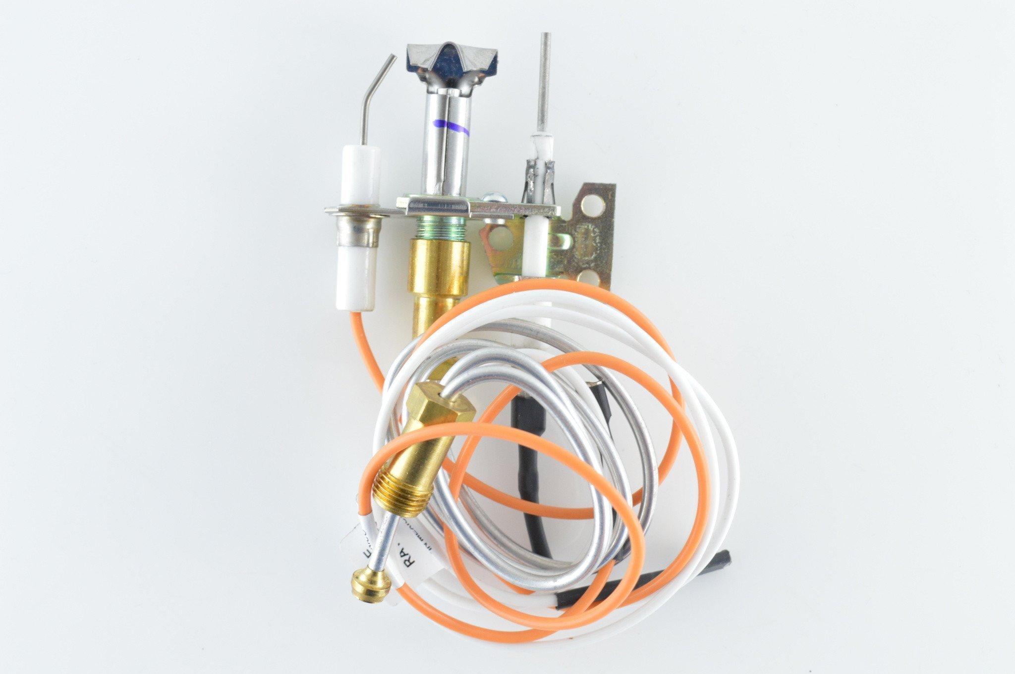 Heatilator Heat-n-glo IPI Natural Gas Pilot Assembly 4021-730 by Heatilator