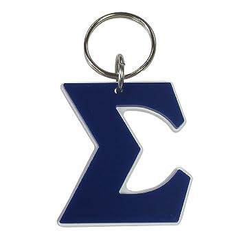 Amazon Phi Beta Sigma Soka Acrylic Symbol Decorative Keychain