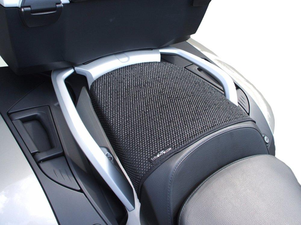 BMW R1200RT LC (2014-2018) TRIBOSEAT COPRISELLA PASSEGGERO ANTISCIVOLO NERO ADVANCED SEATING TECHNOLOGY LIMITED