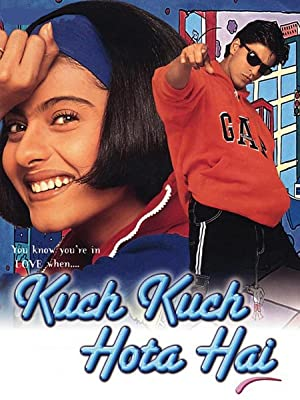 Amazon Com Kuch Kuch Hota Hai English Subtitled Shah Rukh Khan