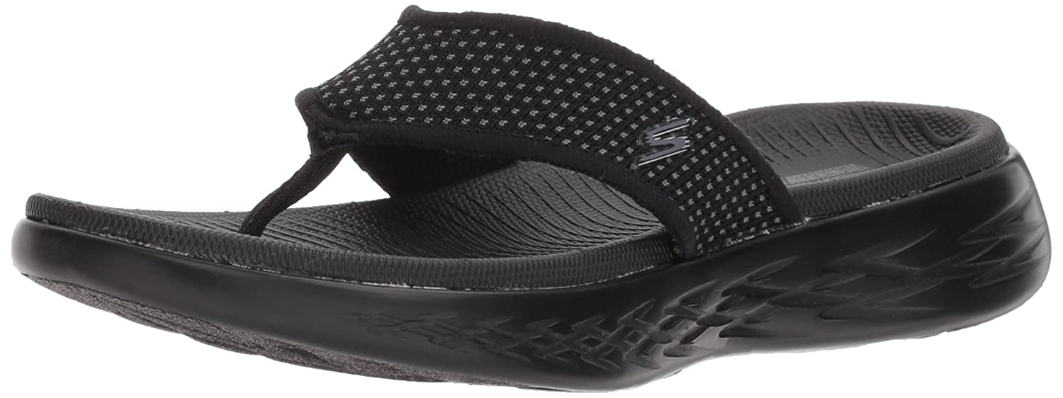 c94386d42581 Amazon.com  Skechers Women s On-The-Go 600-15300 Flip-Flop  Shoes