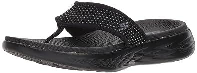 2d1f2bd71cfb Amazon.com  Skechers Women s On-The-Go 600-15300 Flip-Flop  Shoes
