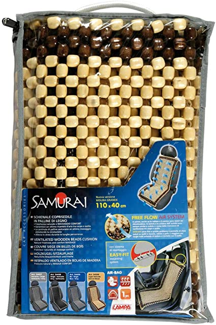 Lampa Samurai 54500 Rückenlehne Aus Holz Auto