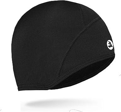 Unisex Summer Helmet Under Cap Running Cap Cycling Helmet Liner Beanie Hat