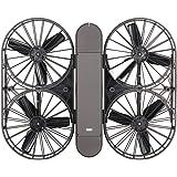 Goolsky Simtoo HOSHI 007 Pro Selfie Drone Wifi FPV 12MP 4K HD Camera Brushless Foldable Optical Flow GPS Quadcopter