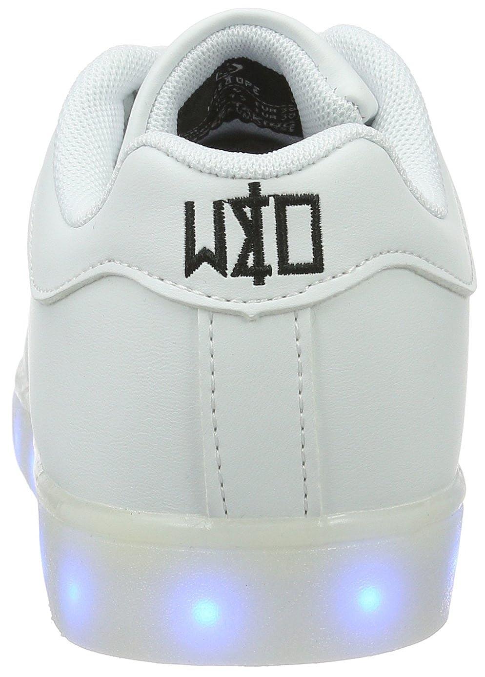 Wize & ope Unisex-Erwachsene LED LED LED Low-Top d4d31e