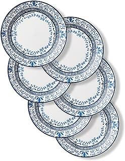 product image for Corelle Chip Resistant Dinner Plates, 6-Piece, Portofino