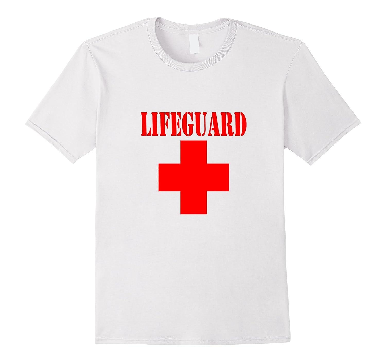 LIFEGUARD T-Shirt Junior Lifeguard Tee-TD