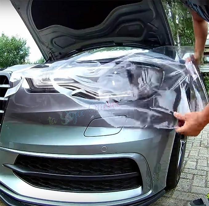 SovelyBoFan Auto Front STO?Stange Scheinwerfer und K/üHler Grill Abdeckung Trim Chrome Rahmen f/ür F150 F-150 2015 2016 2017