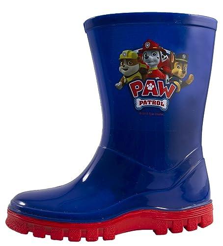 8b095762e6 Paw Patrol Boys Wellington Boots