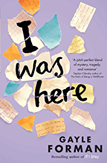 Where she went if i stay ebook gayle forman amazon i was here fandeluxe Image collections