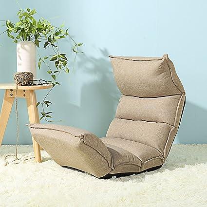 Buona divano Chair Luna pigro divano letto singolo pieghevole ...