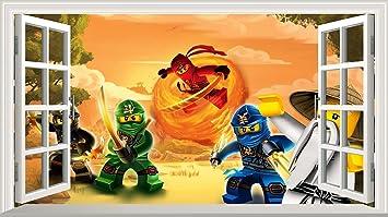 Lego wandtattoo reuniecollegenoetsele - Lego wandtattoo ...