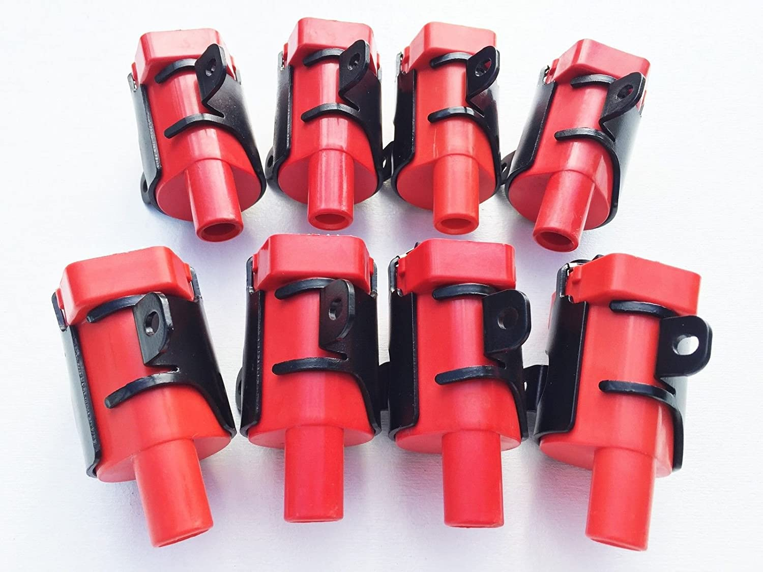 8 Performance IGNITION COIL Packs Coils for GMC GM HUMMER CHEVY ISUZU CADILLAC 4.8L 5.2L 6.0L 4.8 5.2 6.0 1999-2007