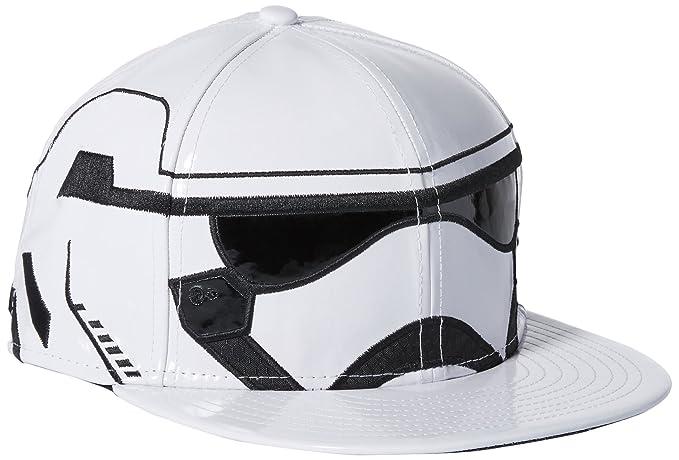 New Era Gorra Para Hombre Del Carácter Face Stormtrooper Gorra ... 69ed74b63d5