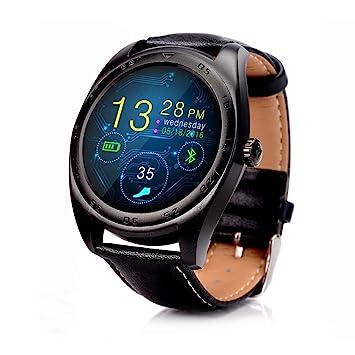 Lantop Bluetooth Smart Watch Waterproof Sports Bracelet Remote Camera Health Tracker Sleep Monitor for Smartphones Android
