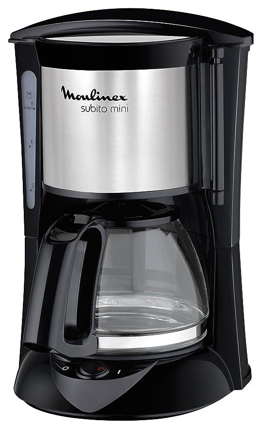 Moulinex FG150811 - Cafetera de goteo, 650 V, negro: Amazon ...