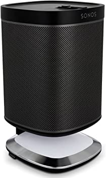 Flexson Lighted Desktop Speaker Stand for Sonos PLAY 1 with USB Charger