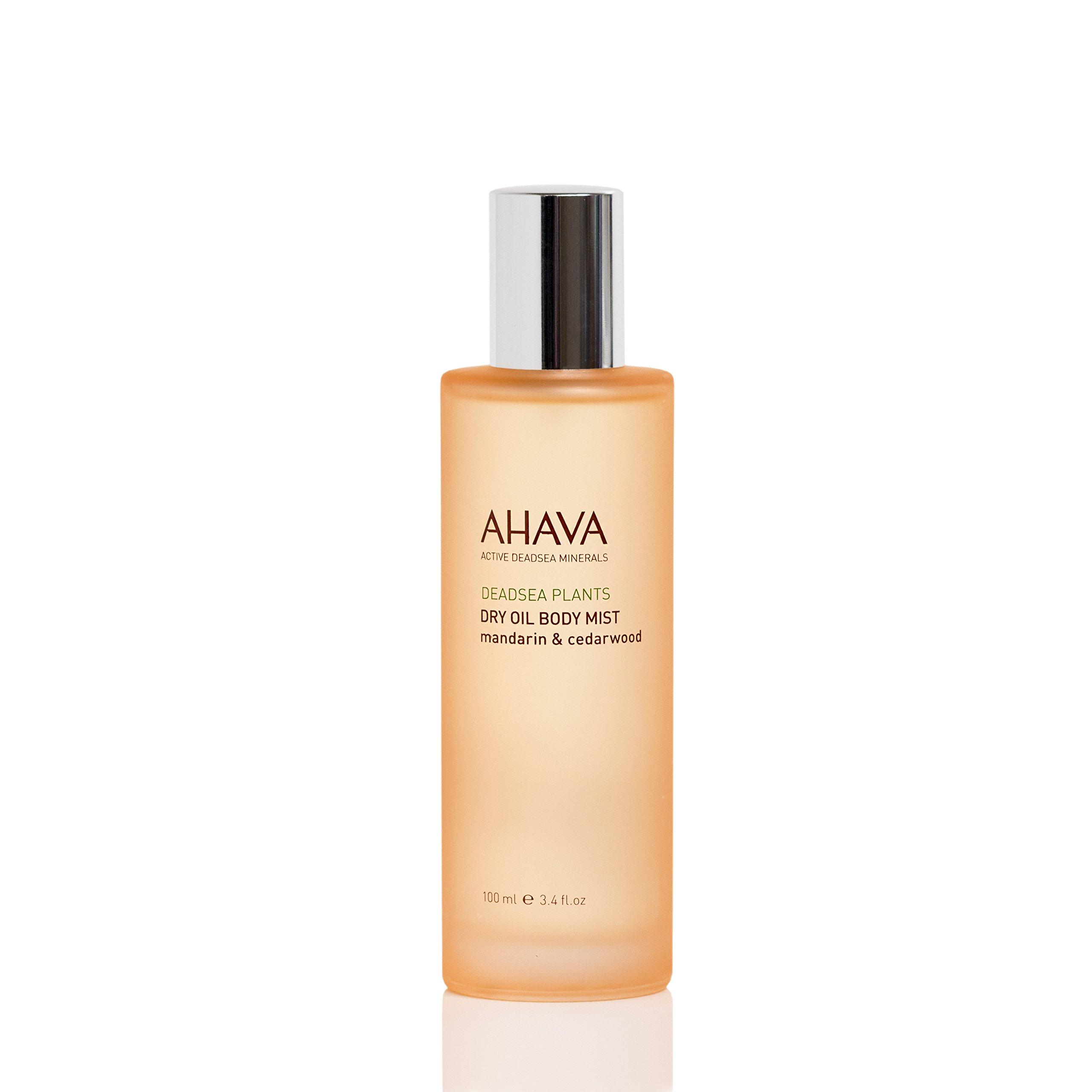 AHAVA Dead Sea Plants Dry Oil Body Mist