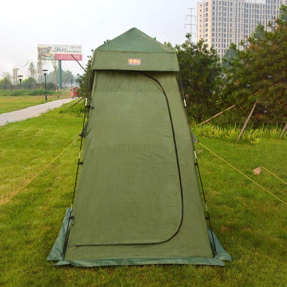 Cabine Douche Tente Douche Camping Tente /À Langer Ext/érieure Changeante Bain Douche Tente P/êche Mod/èle Toilette Mobile Vestiaire Tente /À Langer