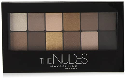 160 opinioni per Maybelline New York The Nudes Palette Palette Ombretti, 12 Colori