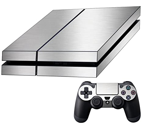 Amazon.com: decalrus – Calcomanía de Sony Playstation 4 PS4 ...