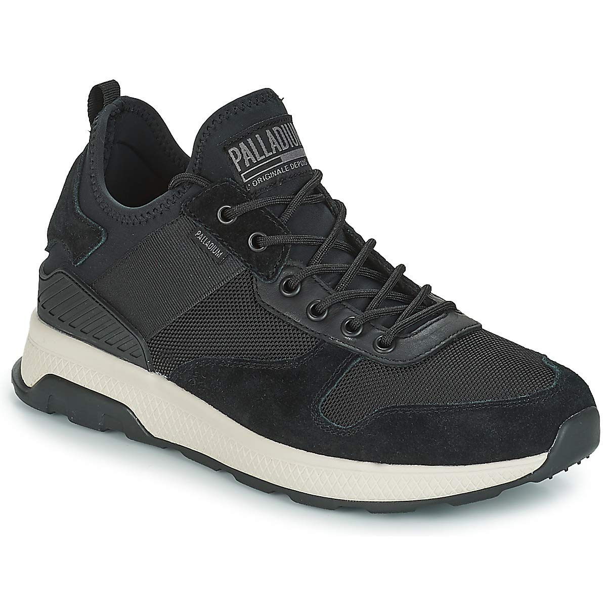 Palladium Herren Axeon Army Runner Turnschuhe Mood Indigo