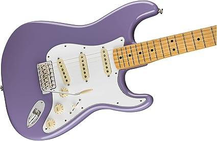 Amazon.com: Fender Jimi Hendrix Stratocaster Ultra Violet: Musical Instruments