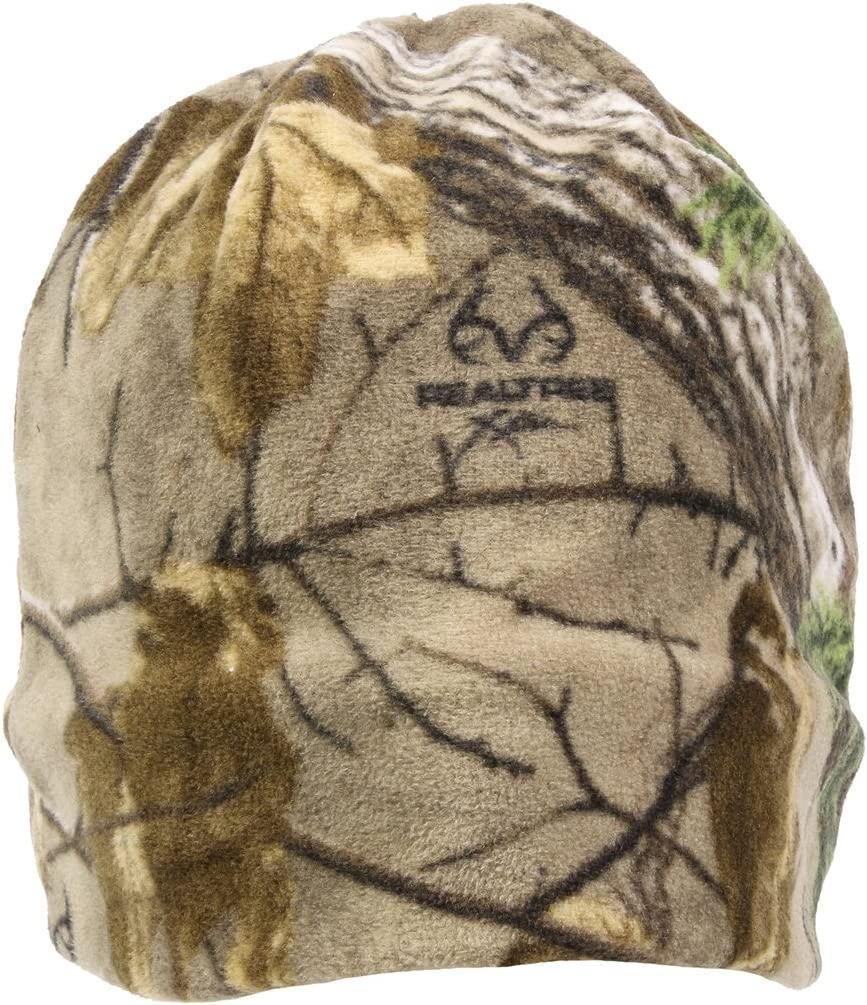 Real-tree Camo Beanie Camo Knit Hat Outdoor Cap